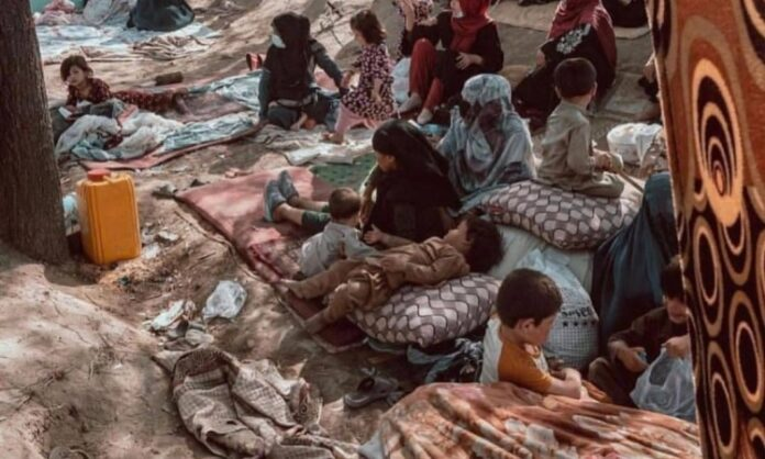 Migranti iz Afganistana